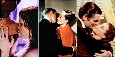 Los mejores besos de la historia del cine