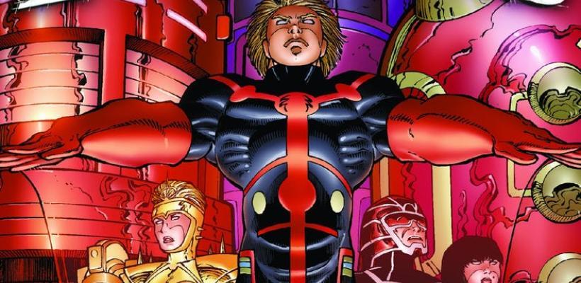 Marvel Studios podría estar trabajando en la adaptación de The Eternals
