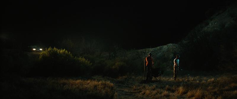 Michael Angarano y Ed ONeill en Sun Dogs (2017