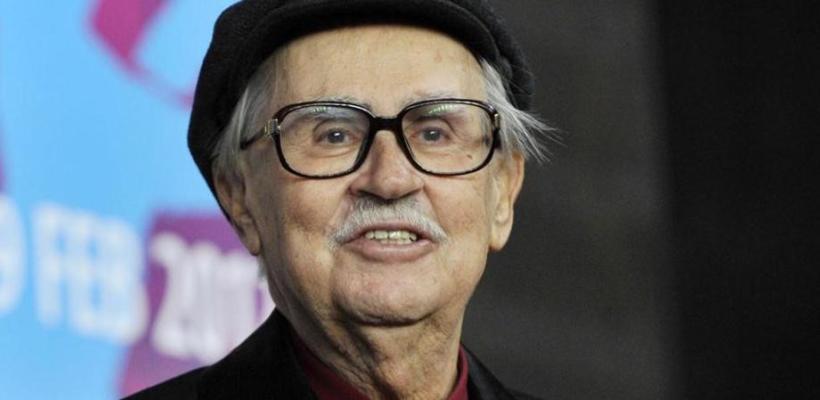 El director Vittorio Taviani falleció a los 88 años