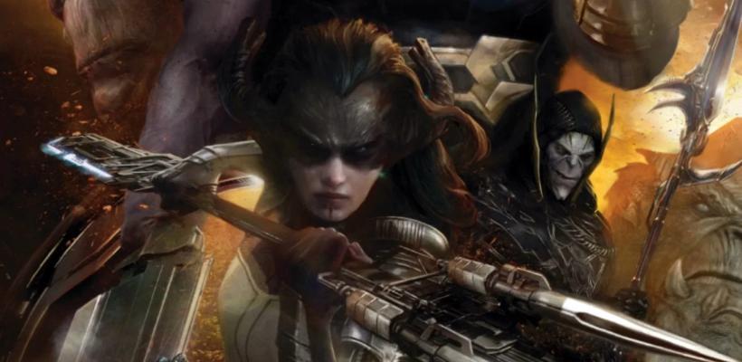 Avengers: Infinity War: se revela la actriz que interpreta a Proxima Midnight