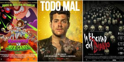 Resumen de cine mexicano, marzo: thrillers, comedias, remakes, FICUNAM y un poco más