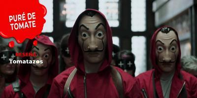 Tardes de Netflix: La Casa de Papel