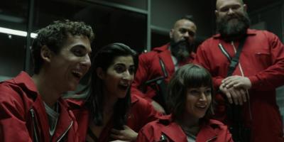 La Casa de Papel: Netflix confirma que tendrá tercera temporada