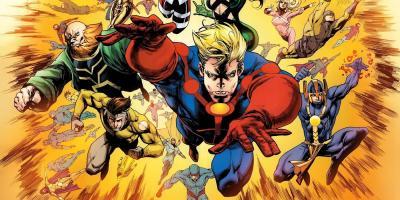 Mete Crítica: Los Eternos de Marvel
