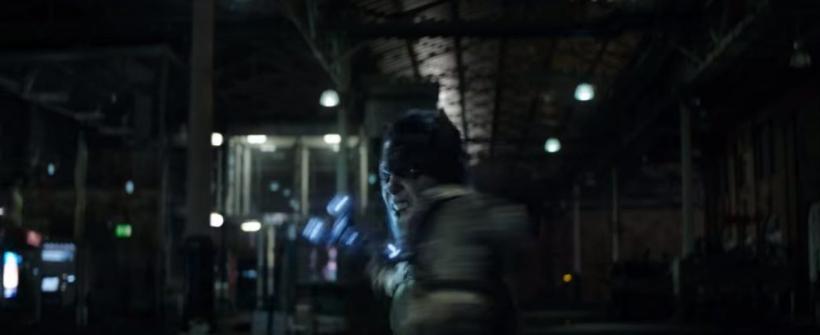 Avengers: Infinity War - Clip (Vengadores contra Orden Negra)