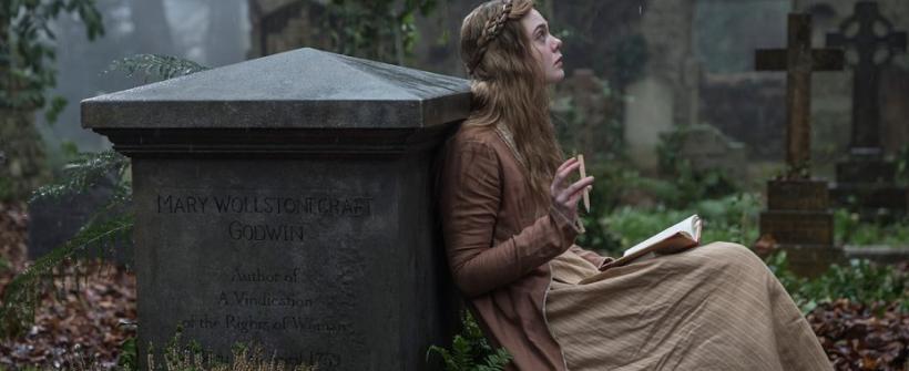 Mary Shelley - Tráiler oficial en inglés