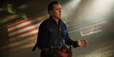 Ash Vs Evil Dead no tendrá cuarta temporada