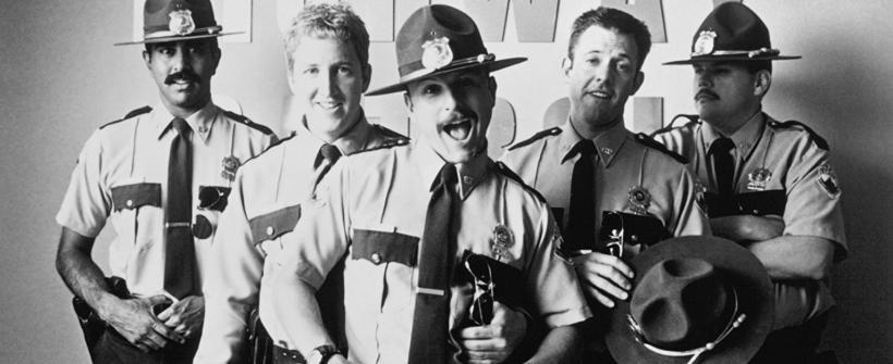 Super Policías (Super Troopers) - Tráiler en inglés