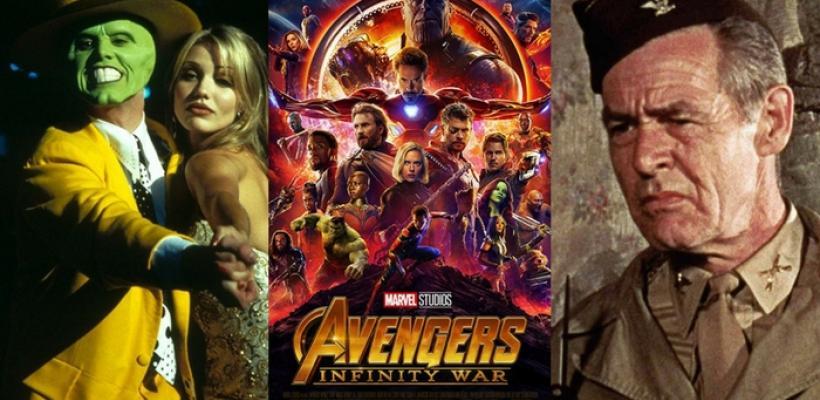 6 películas que debes ver antes de Avengers: Infinity War