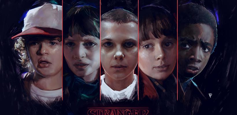 Stranger Things: mira el video de inicio de producción de la temporada 3