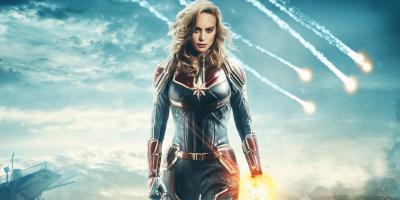 Se filtran nuevas imágenes del rodaje de Capitana Marvel
