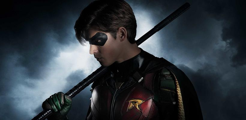 Nuevas imágenes de Robin, Hawk y Dove desde el set de Titans