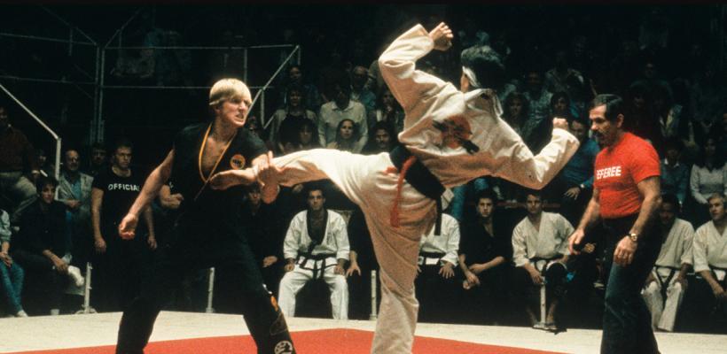 Cobra Kai revelará metraje inédito de Karate Kid