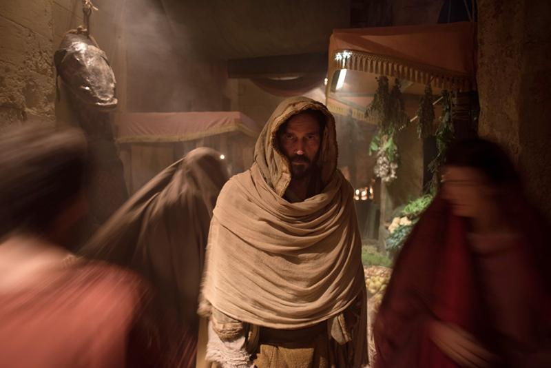 Jim Caviezel en Pablo: Apóstol de Cristo (2018)