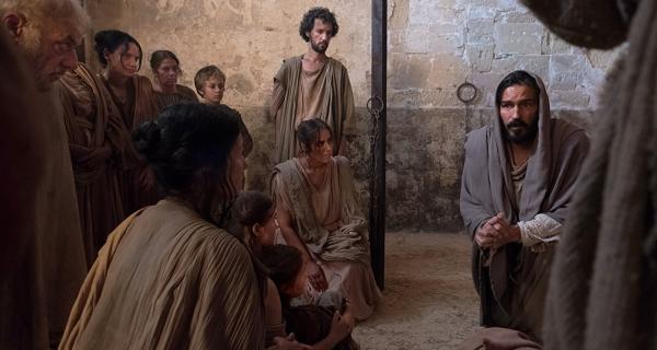 Pablo: Apóstol de Cristo - Tráiler