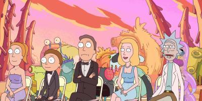 Rick y Morty regresará próximamente con 70 nuevos episodios