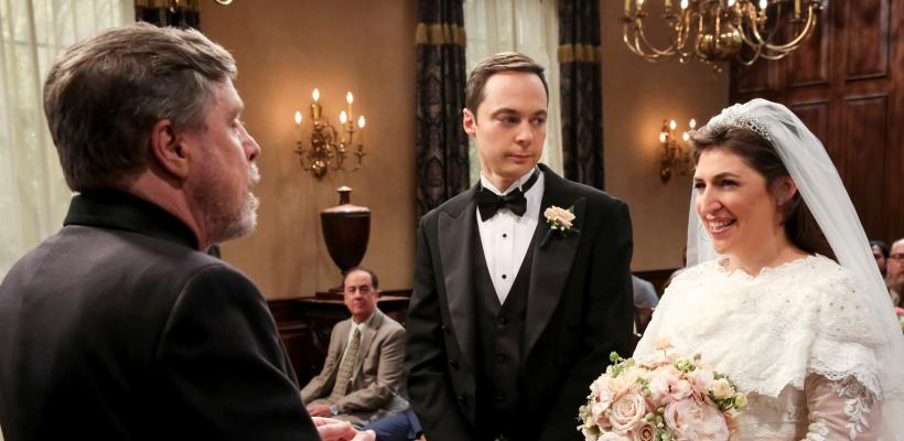 The Big Bang Theory: Sheldon y Amy por fin se casan