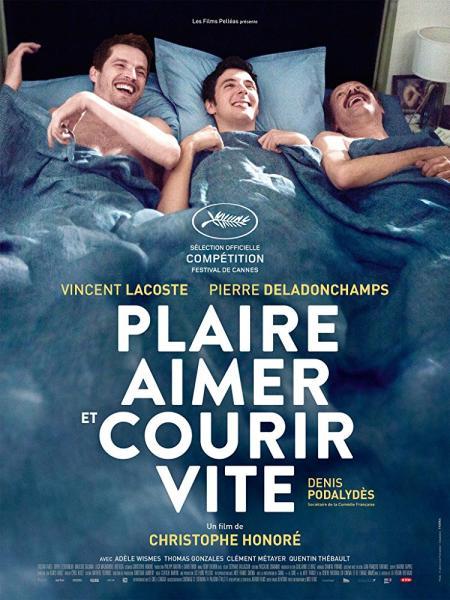 Plaire, Aimer Et Courir Vite (2018)