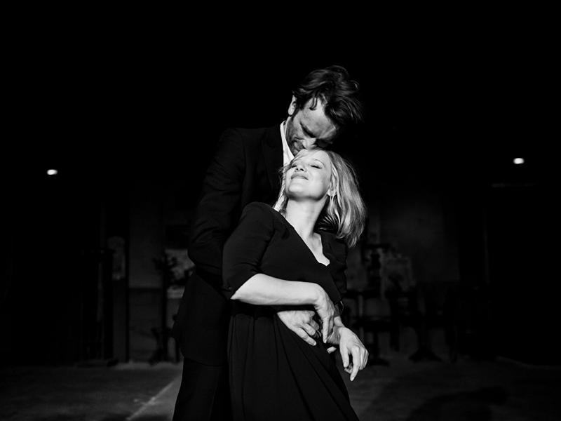 Tomasz Kot y Joanna Kulig en Cold War (2018)