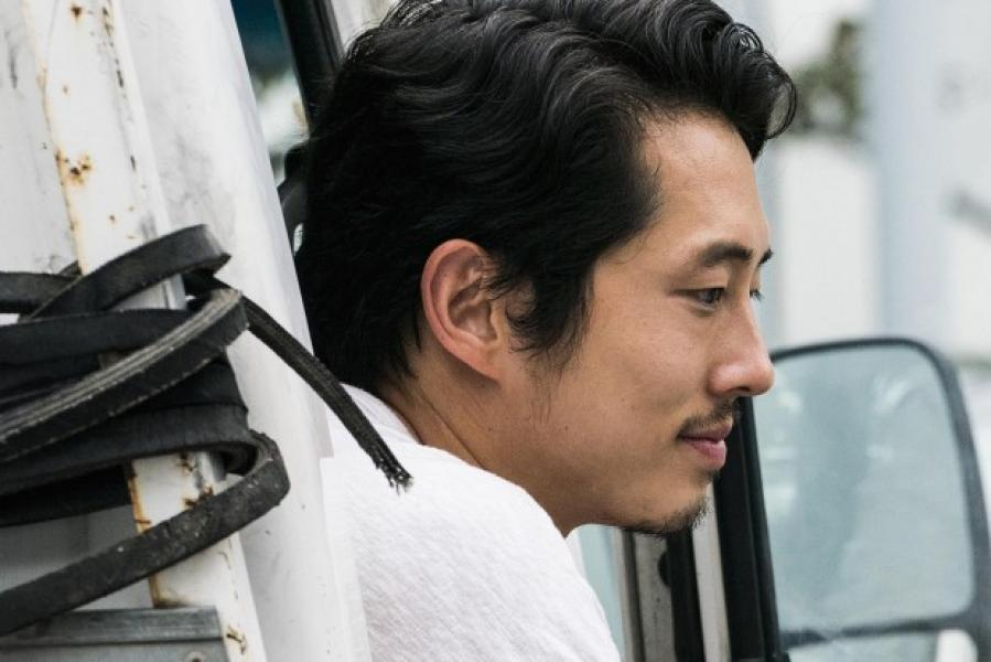 Steven Yeun en Burning (2018)