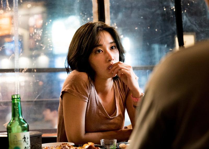 Jong-seo Jeon en Burning (2018)