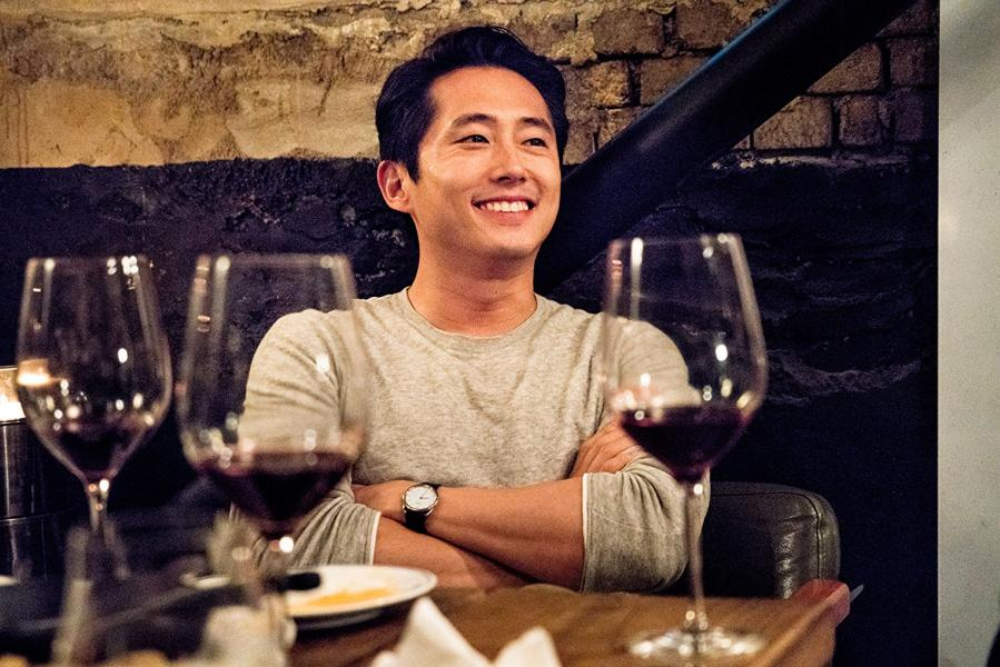 Steven Yeun en Burning (2018