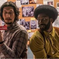 John David Washington y Adam Driver en BlacKkKlansman (2018)