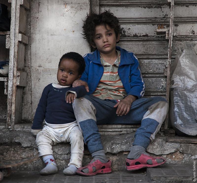 Zain Alrafeea en Capharnaüm (2018