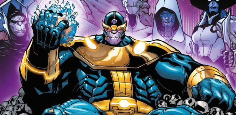Avengers 4 podría introducir a otros personajes creados por Jim Starlin