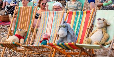 Christopher Robin presenta su tráiler oficial con Winnie Pooh y todos sus amigos