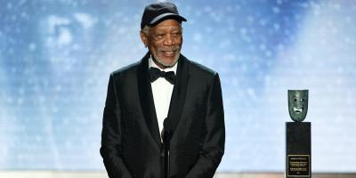SAG podría expulsar y quitar el Premio Lifetime Achievement a Morgan Freeman