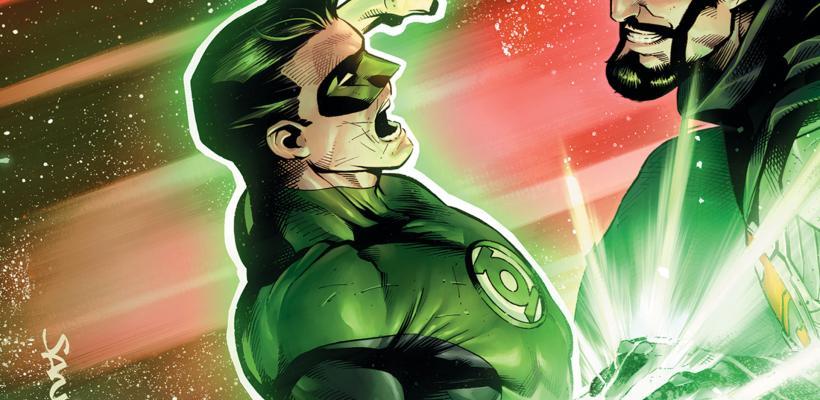 DC cancela oficialmente Green Lantern Corps