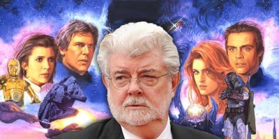 ¿Qué piensa George Lucas sobre el Universo Expandido de Star Wars?