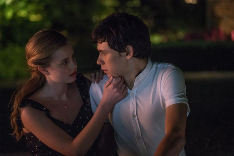 Angourie Rice y Owen Teague en Cada Día (2018)