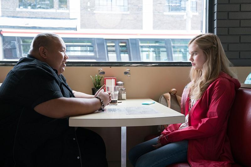Angourie Rice y Jacob Batalon en Cada Día (2018)
