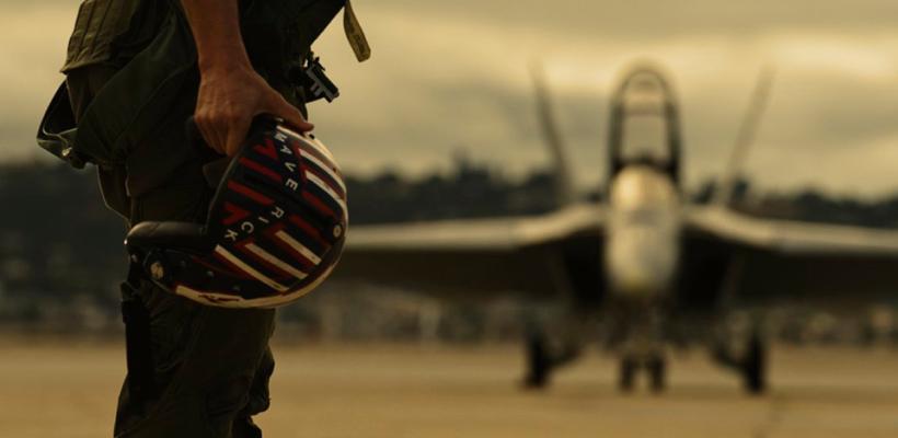 Top Gun: Maverick | Los fans reaccionan a la primera imagen compartida por Tom Cruise