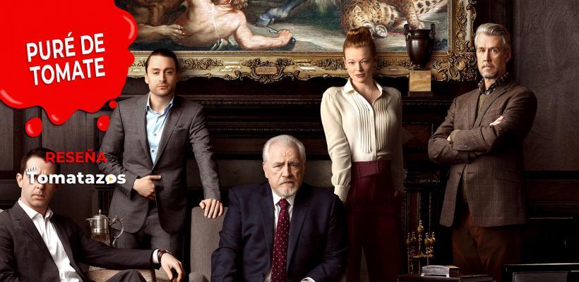 Succession: Los ricos también odian a sus familias