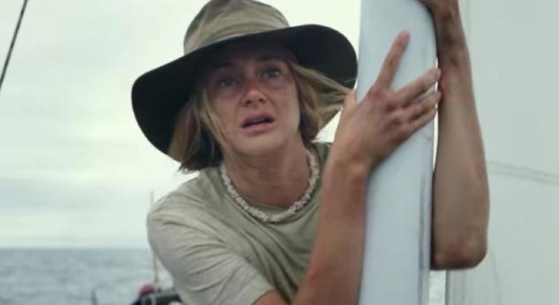 Shailene Woodley en A la Deriva (2018)
