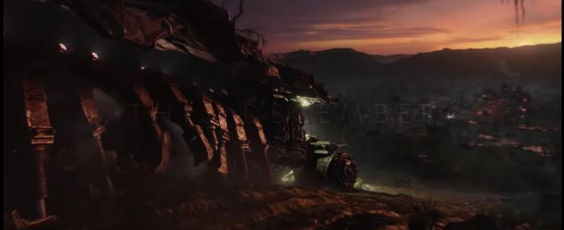 Mortal Engines - Tráiler oficial