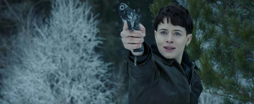 The Girl in the Spiders Web - Tráiler oficial