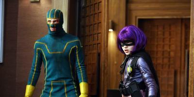 Kick-Ass y Hit Girl tendrán un reboot en el cine