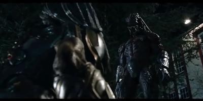 The Predator lanza un segundo tráiler lleno de acción