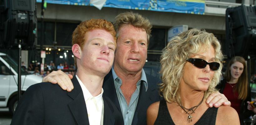 Hijo de Farrah Fawcett y Ryan O'Neal es arrestado por intento de homicidio