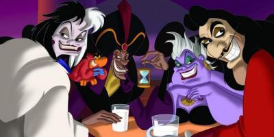 Estudio revela que los villanos de películas animadas son estereotipos negativos asociados con enfermedades de la piel