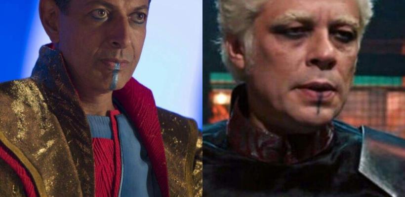 Benicio del Toro también quiere un crossover entre El Coleccionista y El Gran Maestro