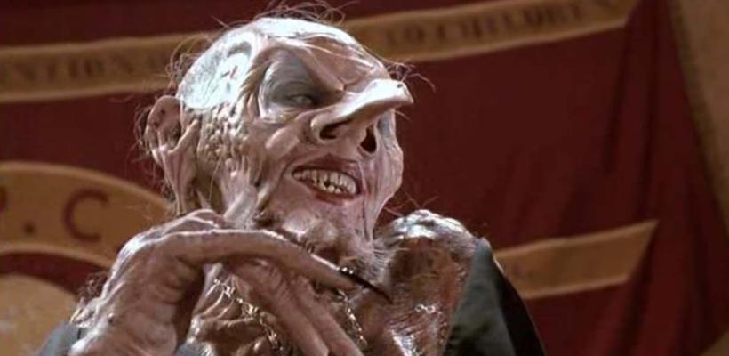 Guillermo del Toro producirá una nueva adaptación de Las Brujas y será dirigida por Robert Zemeckis
