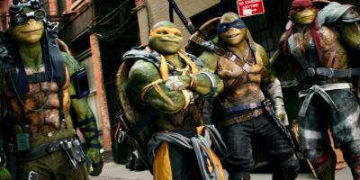 Anuncian una nueva película de las Tortugas Ninja