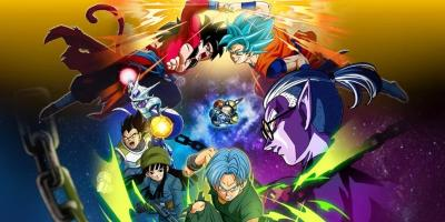 Dragon Ball Heroes: primer tráiler del nuevo anime de Dragon Ball