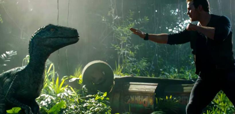 Jurassic World: El Reino Caído arrasó en taquillas en su jueves de estreno
